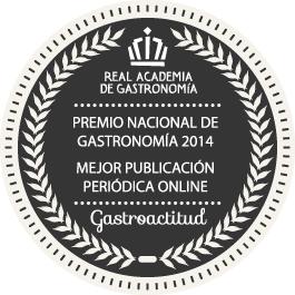 Premio Nacional de Gastronomia 2014 - Mejor publicación periódica online