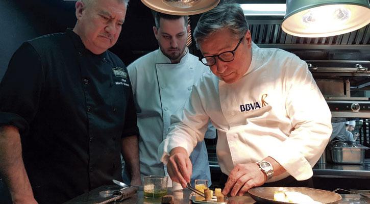 Los hermanos Roca diseñan el menú para la cena de los Óscar