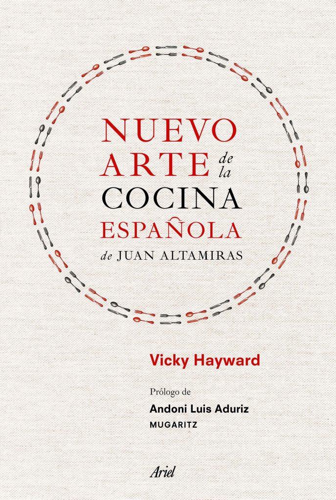 Libro Nuevo Arte de Cocina