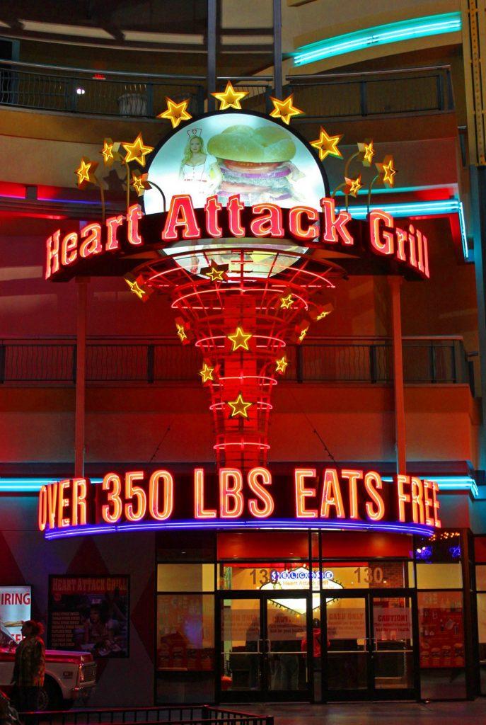 Heart Attack fachada.